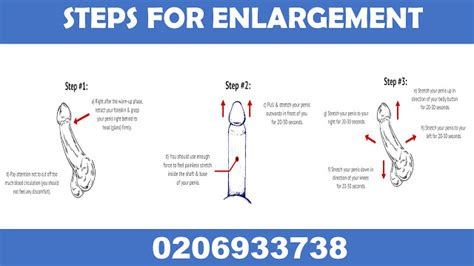 enlargement exercises you to try right