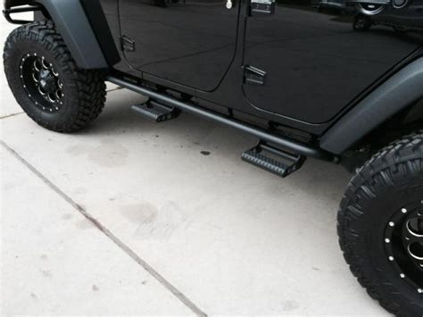 Footstep Running Board Side Footstep Toyota Harrier 78 best images about jeep rocker guards and side steps on