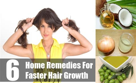 Hair Growth Home Remedy by 6 Excellent Home Remedies For Faster Hair Growth Search