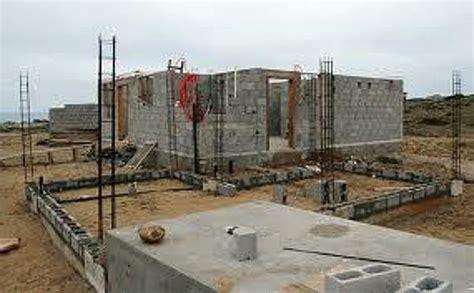 cadenas prefabricadas construccion foto desplante de construcci 243 n de casa habitacion de