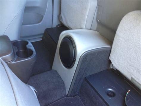 Toyota Tacoma Subwoofer 2013 Toyota Tacoma Custom Sub Enclosure Yelp