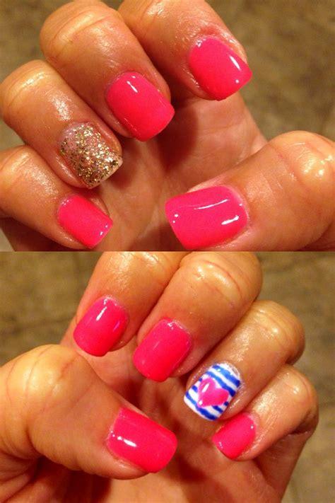 number 1 summer nails gel polish designs summer nails gel nails pinterest