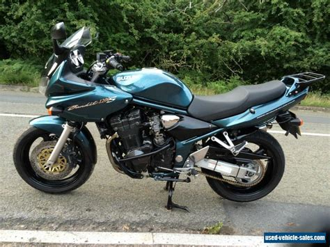 suzuki motorcycle green 2003 suzuki gsf 1200 sk3 for sale in the united kingdom