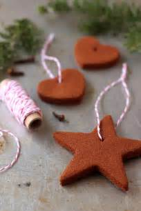 homemade cinnamon ornaments completely delicious