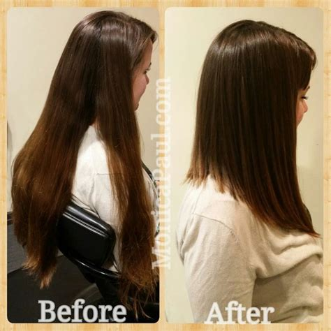 how to cut hair into a long bob 25 best ideas about long aline bob on pinterest long