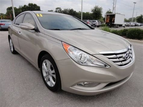 2011 Hyundai Sonata Limited Specs 2011 hyundai sonata limited data info and specs