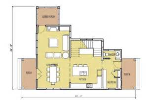 Small Unique House Plans main level floor plan upper level floor plan three bedrooms with two