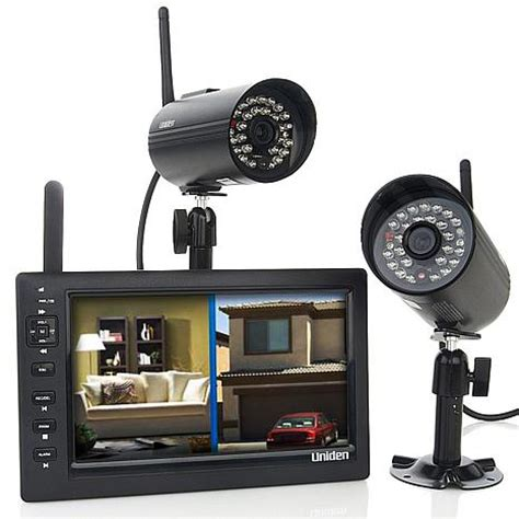 surveillance system uniden uds655 7