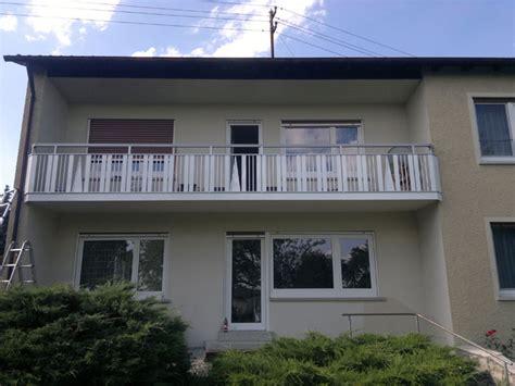 balkongeländer bausatz balkongel 228 nder bausatz