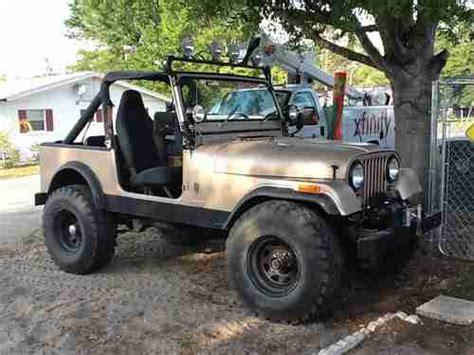 84 Jeep Cj7 Sell New 84 Jeep Cj7 2d Soft Top Top Engine