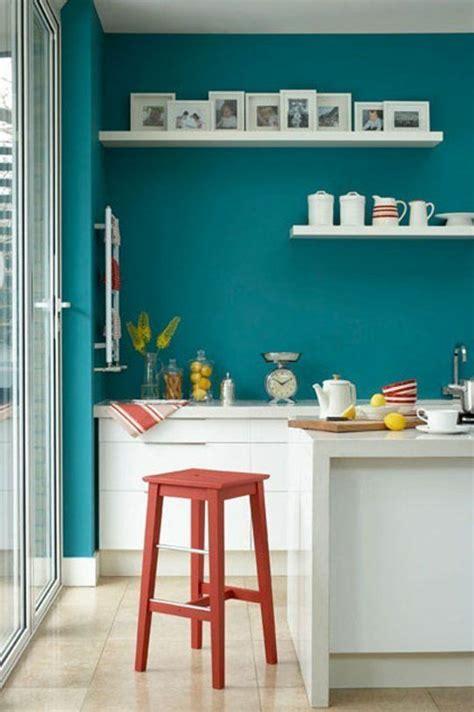 blue kitchen wallpaper uk 30 frische farbideen f 252 r wandfarbe in t 252 rkis