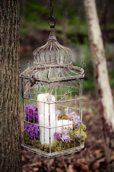 decorative bird cages in the interior romantic decor using bird cages for decor 66 beautiful ideas digsdigs
