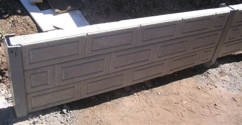 Concrete Sleeper Retaining Wall Installation by Creative Sleepers Concrete Sleepers Retaining Walls