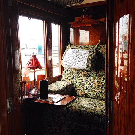 Cabin Express by A Journey On The Venice Simplon Orient Express