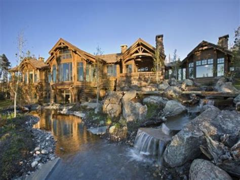 montana house montana log cabin mansions log cabin mansions luxury log