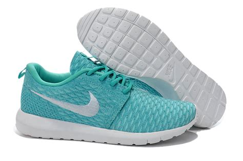 best authentic nike roshe run flyknit womens running shoes