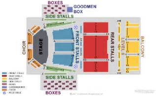 Royal Festival Floor Plan An Intimate Evening With Garfunkel Platinum Tickets