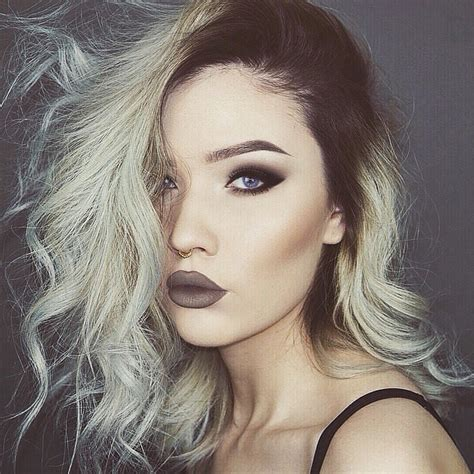 2015 hair color trends silver go grey the granny hair colour trend that s so hot right