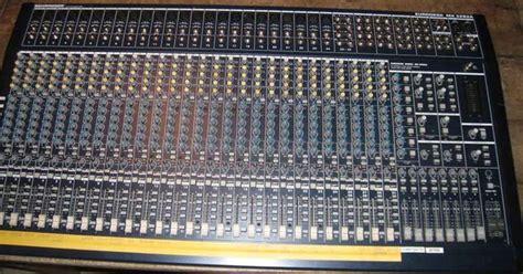 Mixer Behringer Mx3282 photo behringer eurodesk mx3282 behringer eurodesk