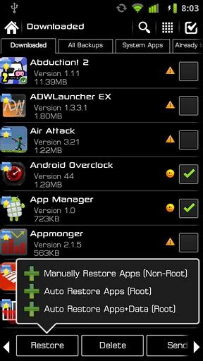 setcpu apk pro rom toolbox pro полный контроль над android устройством для root пользователей pro apk