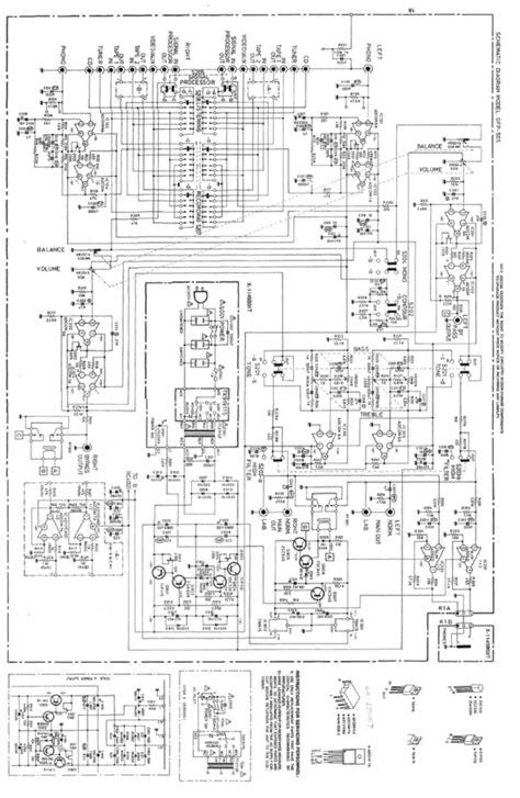 ADCOM GFP-565 Original Schematics for Service-Repair | The