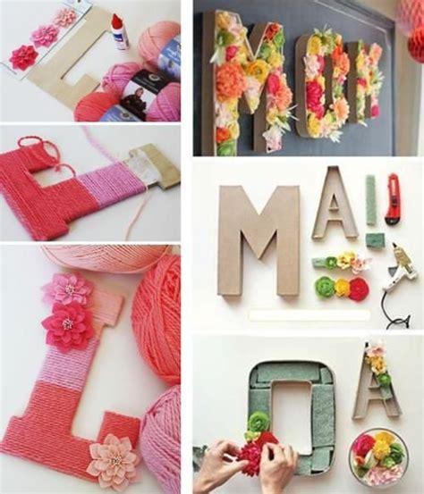 como decorar letras de madera de unicornio letras decoradas carton decoraciones para beby shower