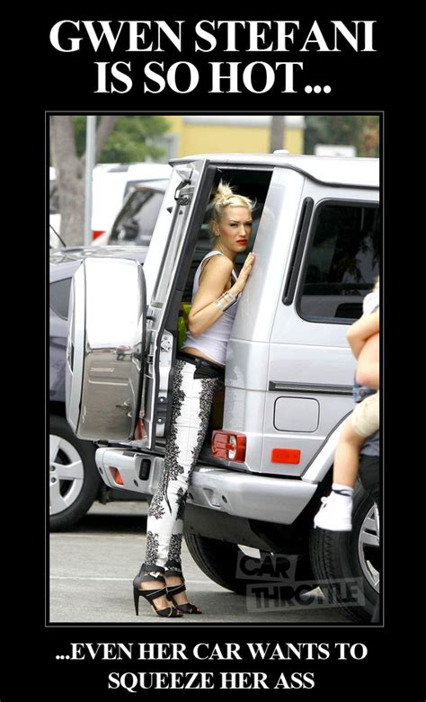 No Butt Meme - meme gwen stefani s g wagon gives her some lovin