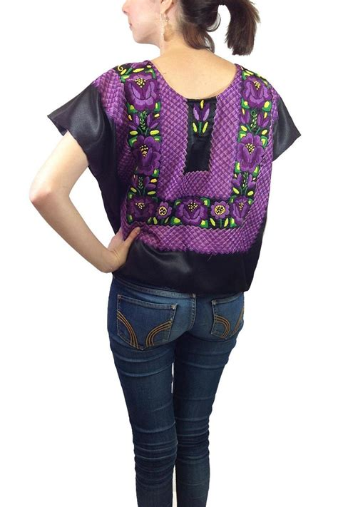 Blouse By K L A M B Y nativa oaxaca huipil blouse from shoptiques