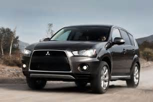 Mitsubishi Outlander Image Mitsubishi Outlander Gt Review Cars News Review