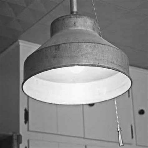 Do It Yourself Light Fixtures Light Fixture For A Rustic Kitchen Do It Yourself Projects Capper S Farmer