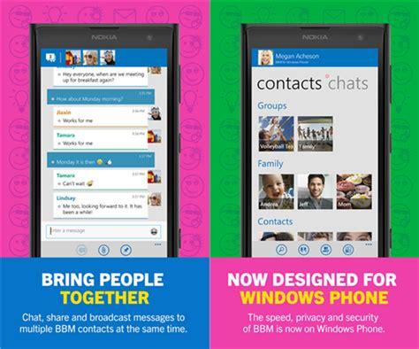 Hp Nokia Lumia Bbm update aplikasi quot bbm quot untuk nokia lumia windows phone 8 8 1 peningkatan performa