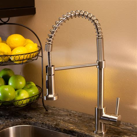 fontaine kitchen faucet fontaine residential pull kitchen faucet