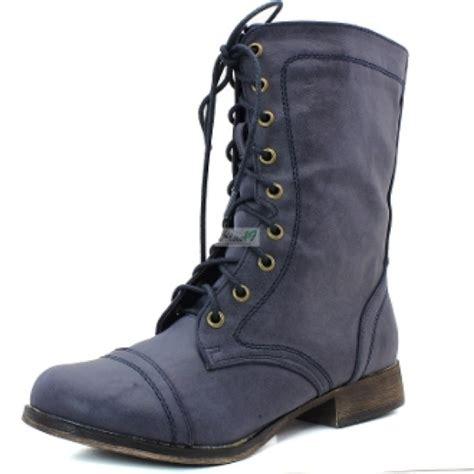 blue combat boots navy blue combat boots www pixshark images