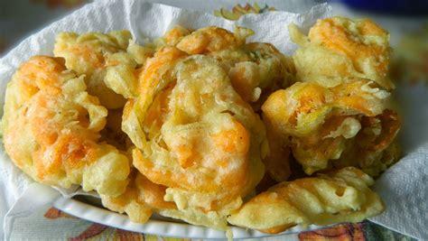 pastella per fiori di zucchina in cucina con vanna fiori di zucchina in pastella croccante