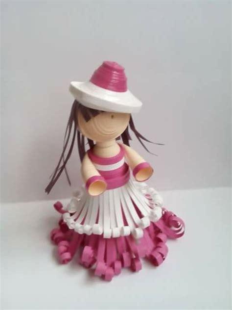 quilling design doll 499 best quilling 3d dolls images on pinterest paper