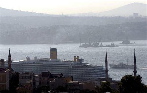 porto istanbul turchia 3 o ponte istanbul due societa italiane in