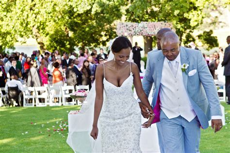 Luxurious South African Wedding of Nwabisa and Mikky by