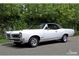 1966 Pontiac For Sale 1966 Pontiac Gto For Sale Classiccars Cc 550245