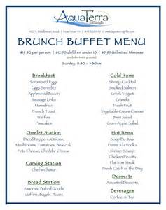 aquaterra grille in pearl river launches brunch buffet boozy burbs
