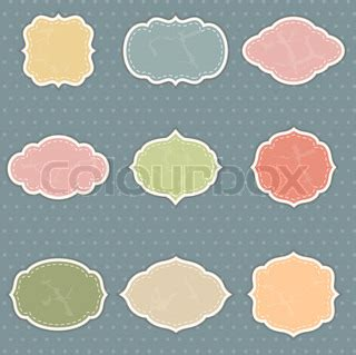 svg pattern tag tag border pattern vector colourbox