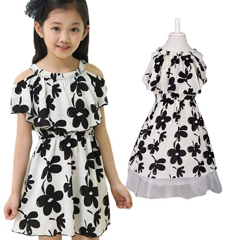 Supplier Dress Katun Linea By Bls aliexpress buy a line dresses for cotton bohemian baby dresses for summer print
