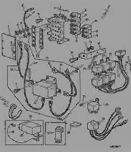 circuit breakers and relays 01i14 tractor john deere