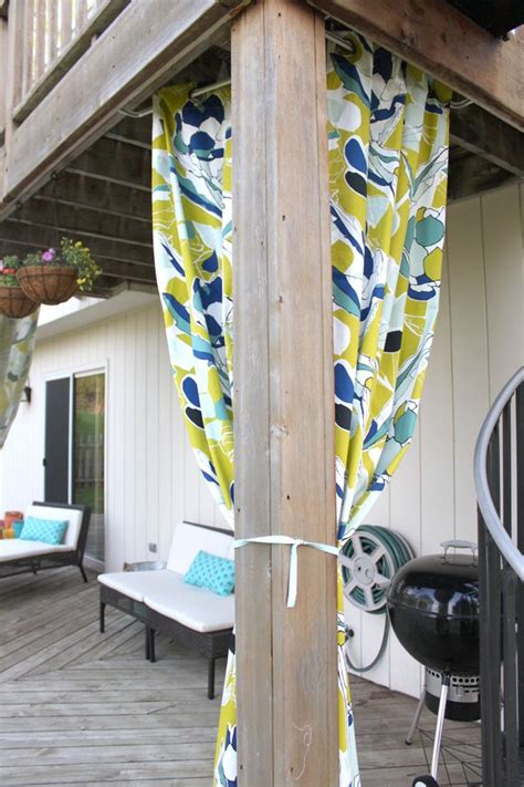 outdoor curtain panels ikea outdoor curtains from ikea home style pinterest