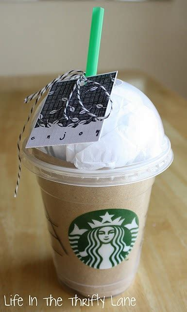 Starbucks Paper Gift Card - 11 best images about starbucks gift card holder on pinterest gift card holders