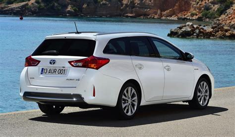 Toyota Corolla Gets Hybrid Wagon Option For Europe
