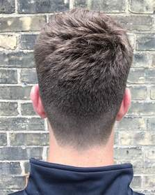 haircuts when hair grows low on neck the neck taper