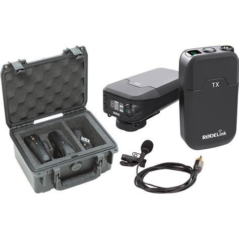 Rodelink Wireless Filmmaker Kit rode rodelink wireless filmmaker system with kit b h photo