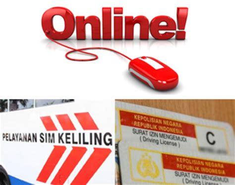 cara membuat perpanjangan sim online syarat ketentuan membuat memperpanjang sim online