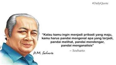 kata kata bijak soeharto penuh inspirasi  quotes
