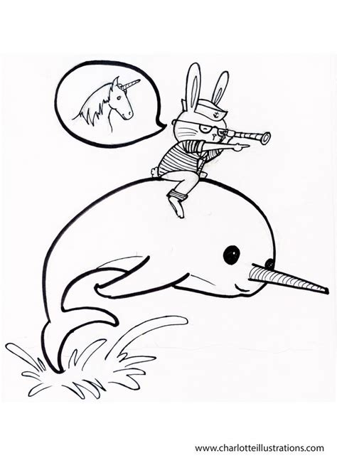 coloring pages of narwhals 59 best cakes transfer ideas images on pinterest